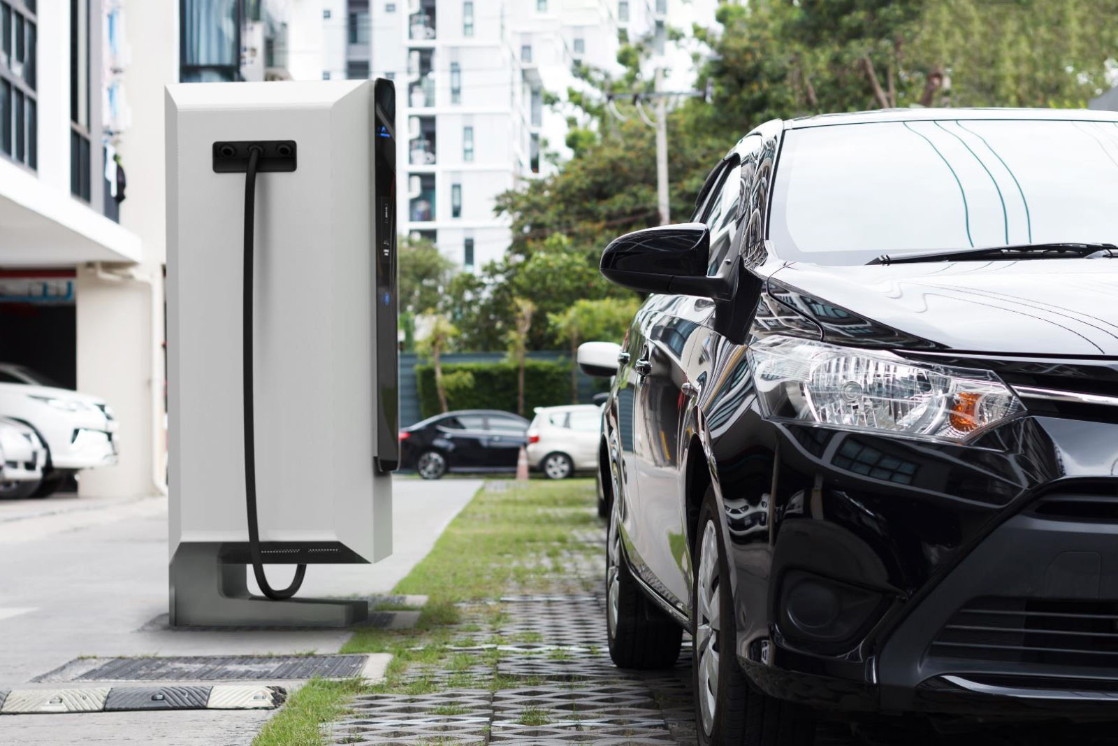 EC Points Charger